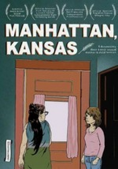 Manhattan Kansas KS profile population maps real