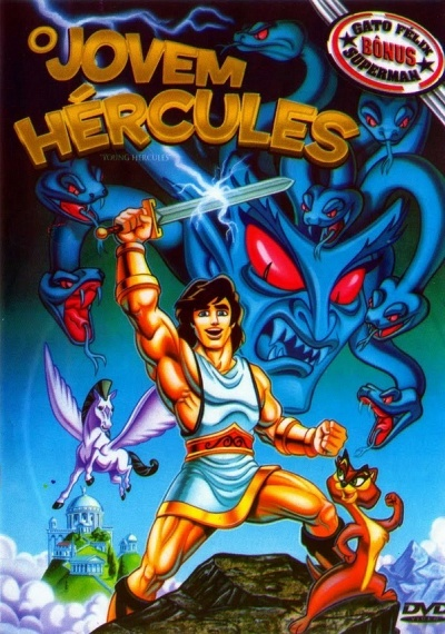 The Amazing Feats of Young Hercules