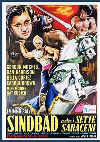 Ali Baba and the Seven Saracens: Hawk of Bagdad