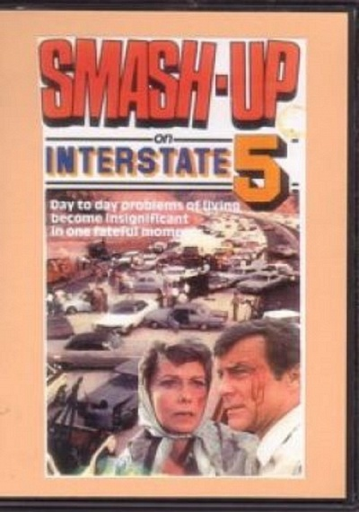 Smashup On Interstate 5