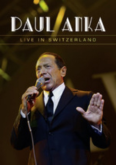 Paul Anka Live in Switzerland