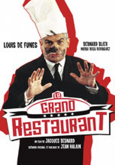 What's Cooking in Paris? (Le Grand Restaurant)