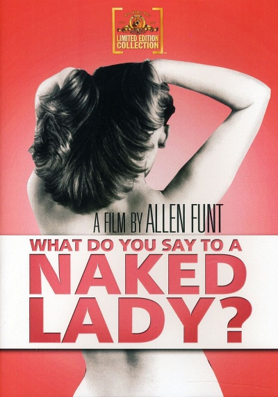 What Do You Say to a Naked Lady?