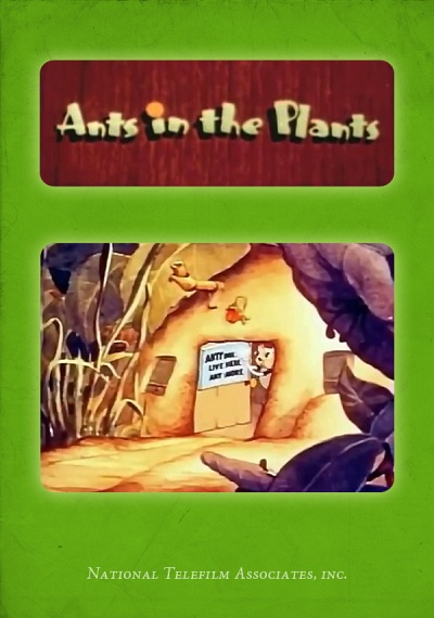Ants in the Plants