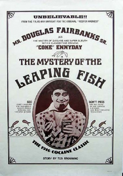 The Mystery of the Leaping Fish