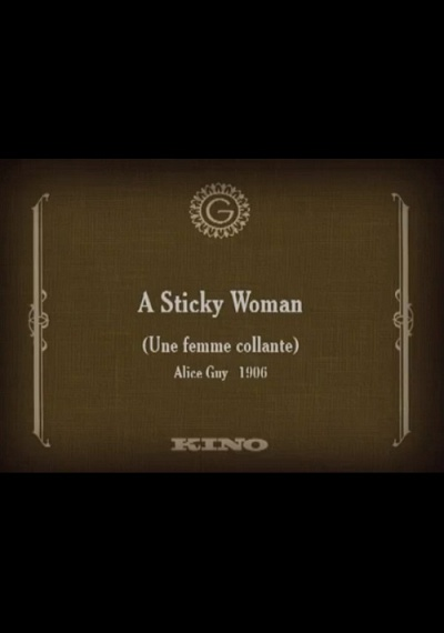 A Sticky Woman