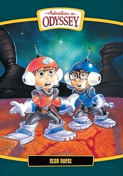 Adventures In Odyssey: Star Quest