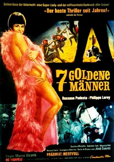 Seven Golden Men