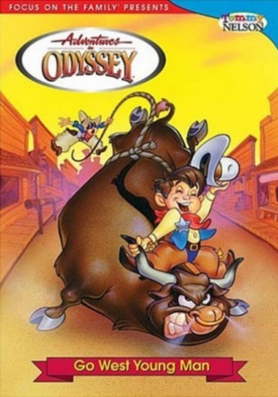 Adventures In Odyssey: Go West, Young Man!