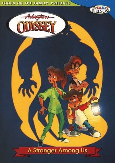 Adventures In Odyssey: A Stranger Among Us