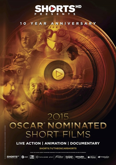 2015 OSCAR Nominated Short Films Animation
