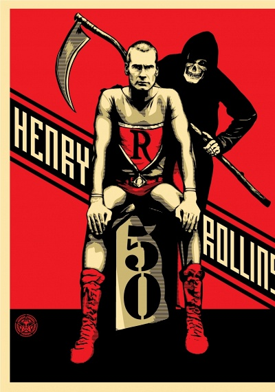 Henry Rollins: 50