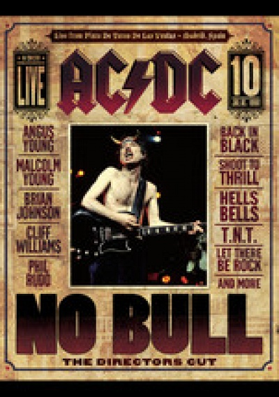 AC/DC: No Bull (The Director's Cut)