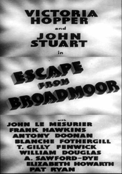 Escape from Broadmoor