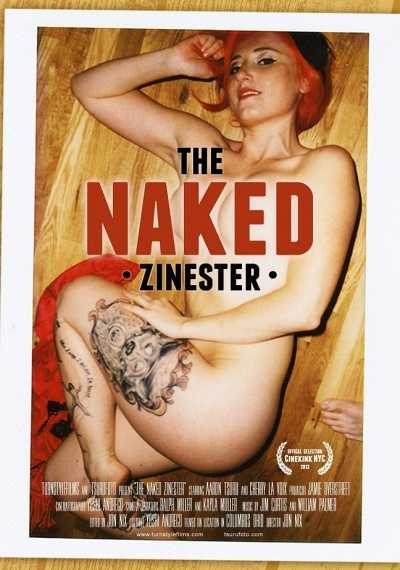 The Naked Zinester