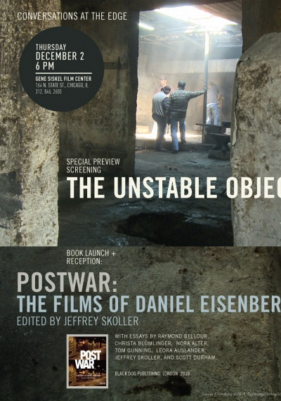 The Unstable Object