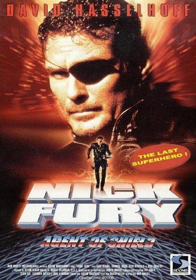 Nick Fury: Agent of S.H.I.E.L.D.