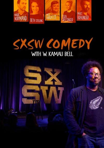 SXSW Comedy: With W. Kamau Bell