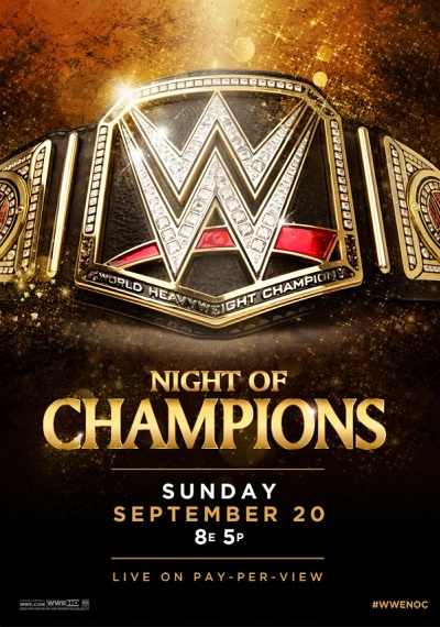 WWE: Night of Champions (2015)