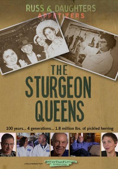 The Sturgeon Queens
