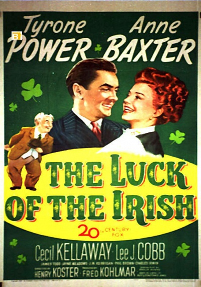 The Luck of the Irish