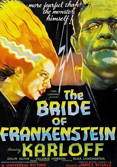 The Bride of Frankenstein