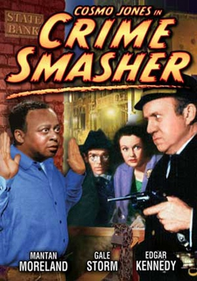 Cosmo Jones, Crime Smasher