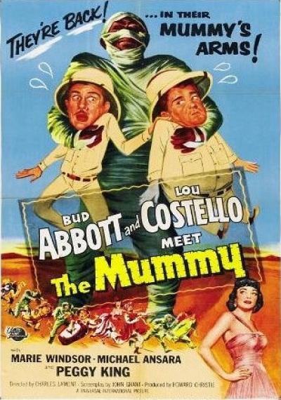 Abbott & Costello Meet the Mummy