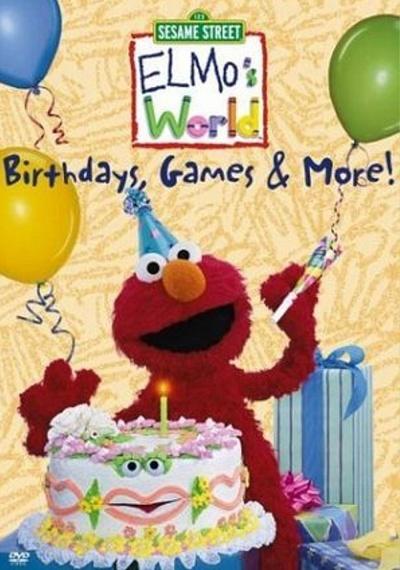 Sesame Street: Elmo's World: Birthdays, Games & More
