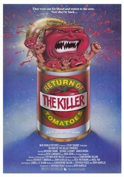 Return of the Killer Tomatoes