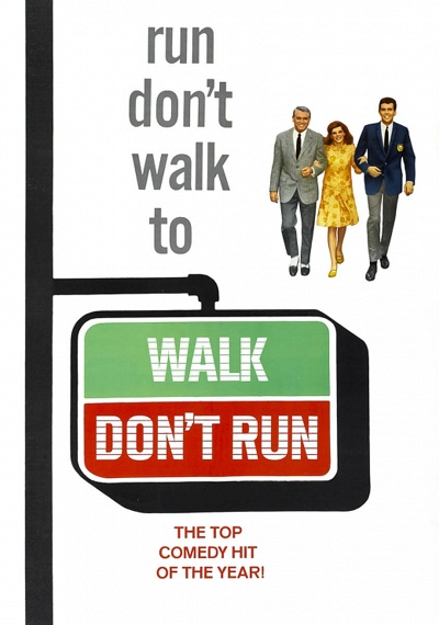 Walk, Don't Run