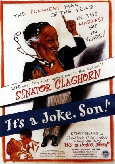 It's a Joke, Son!