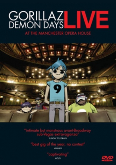 Gorillaz: Demon Days Live