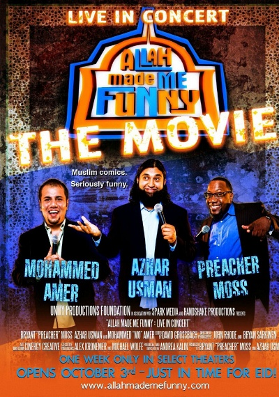 Allah Made Me Funny: The Official Muslim Comedy Tour: Live in Concert
