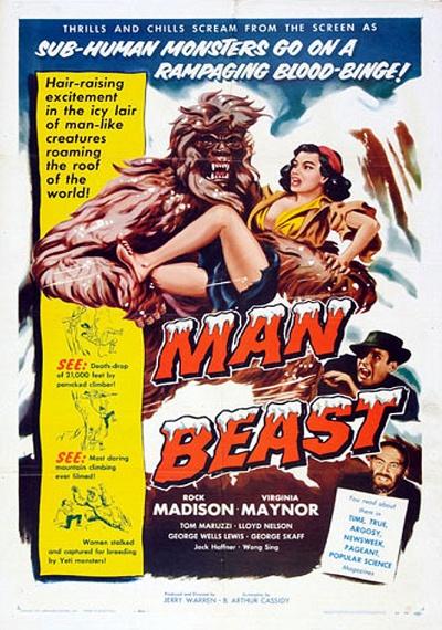 Man Beast