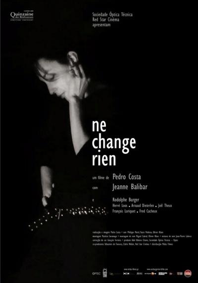 Change Nothing