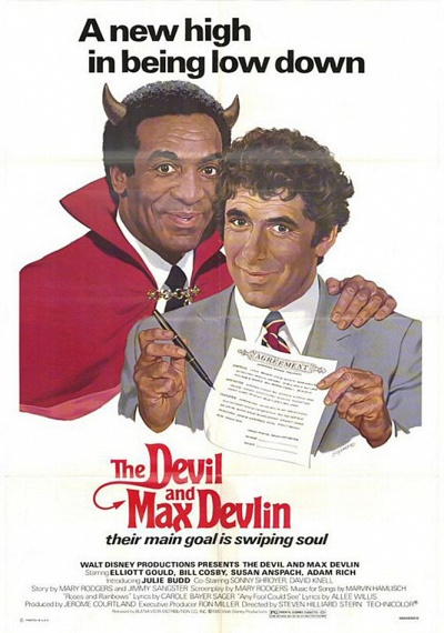 The Devil & Max Devlin