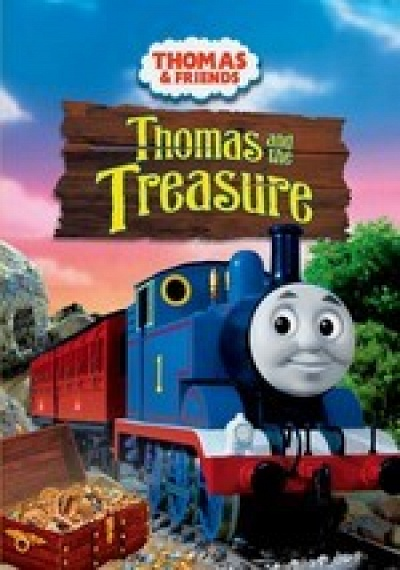 Thomas & Friends: Thomas & the Treasure