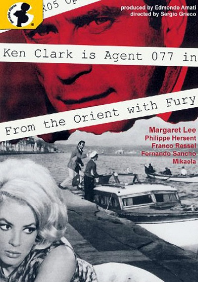 From the Orient with Fury