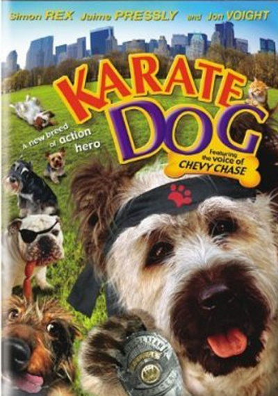 The Karate Dog