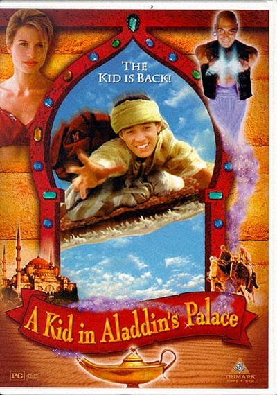 A Kid in Aladdin's Palace