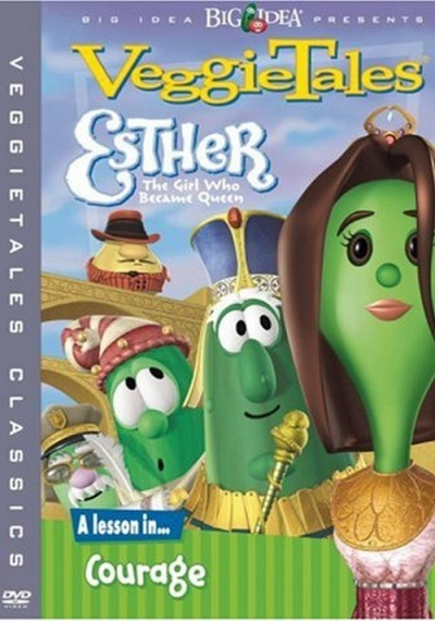 VeggieTales: Esther, the Girl Who Became Queen