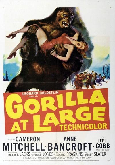 Gorilla at Large
