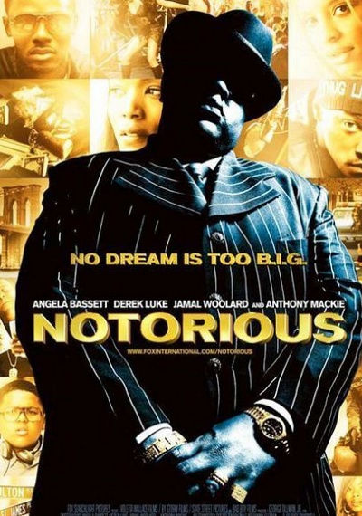 Notorious BIG: Bigger Than Life