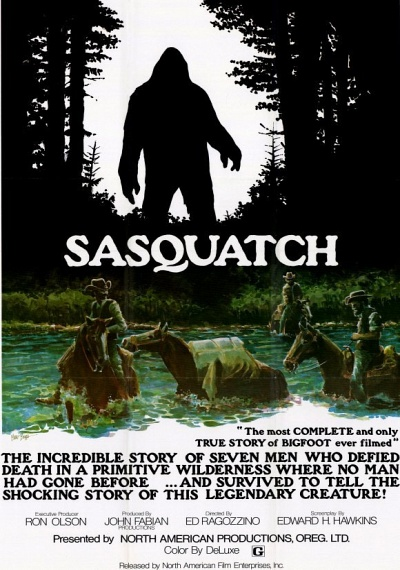 The Snow Creature / Snowbeast / Sasquatch: The Legend of Bigfoot