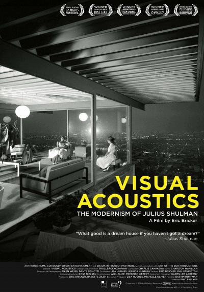 Visual Acoustics: The Modernism of Julius Shulman
