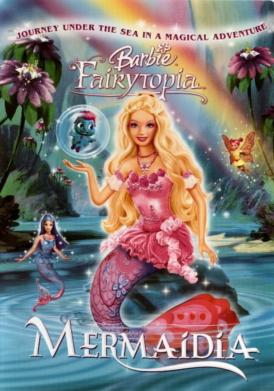 Barbie Mermaidia