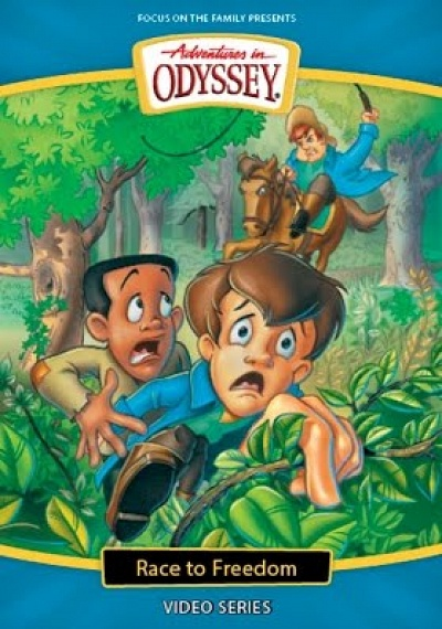 Adventures in Odyssey: Race to Freedom