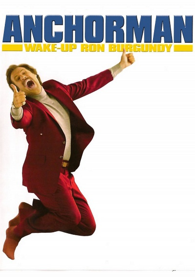 Wake Up, Ron Burgundy