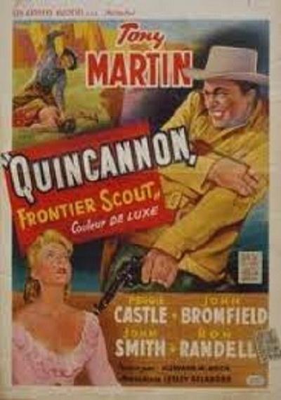 Quincannon: Frontier Scout